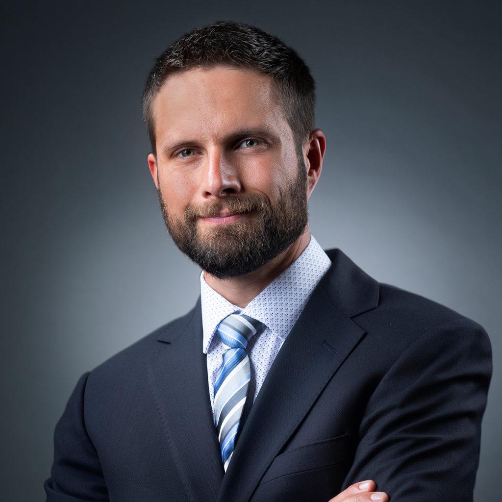 Aaron Lambert, Partner, President and Managing Director
